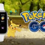 ポケモンGO、Apple Watchについに対応!歩数測定、出現ポケモン通知、ポケストップアイテム入手など可能