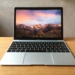 完璧すぎて本当に不満がない!MacBook 12インチを約半年使ってみて思ったこと