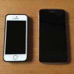 4インチiPhoneユーザーが格安の5.5インチAndroidスマホ(idol 3)を使ってみて思ったこと