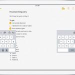 iOS 10.3ではiPadのキーボードの分割、移動が可能に!?公式サポートページが公開される