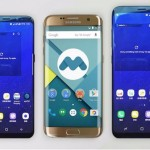 Galaxy S8は大画面ながらS7、Note 7よりもコンパクト!?比較画像が複数公開
