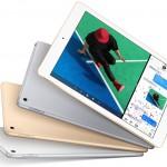 9.7インチの新型iPadが正式発表!A9チップ搭載、価格は37,800円から