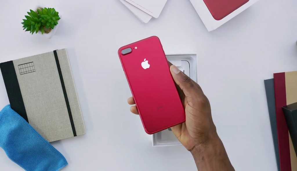 iPhone7 RED-2