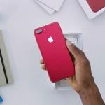 iPhone 7の新色レッドの開封・ハンズオン動画がさっそく公開される!