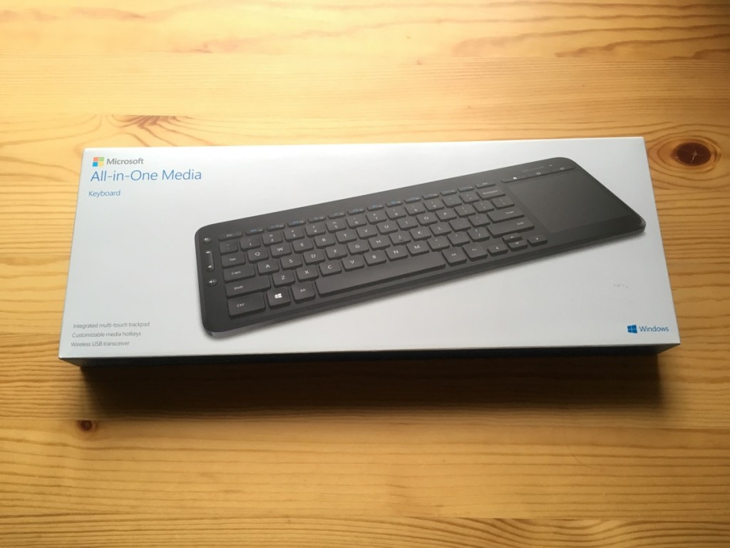 All-in-One Media Keyboard-1