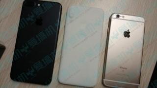 背面指紋認証のiPhone 8の模型画像が流出!iPhone 7より少し大きめのサイズか