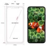iPhone 8の詳細な設計図が流出か!?やはりiPhone 7と同等サイズで5.8型ディスプレイ搭載?