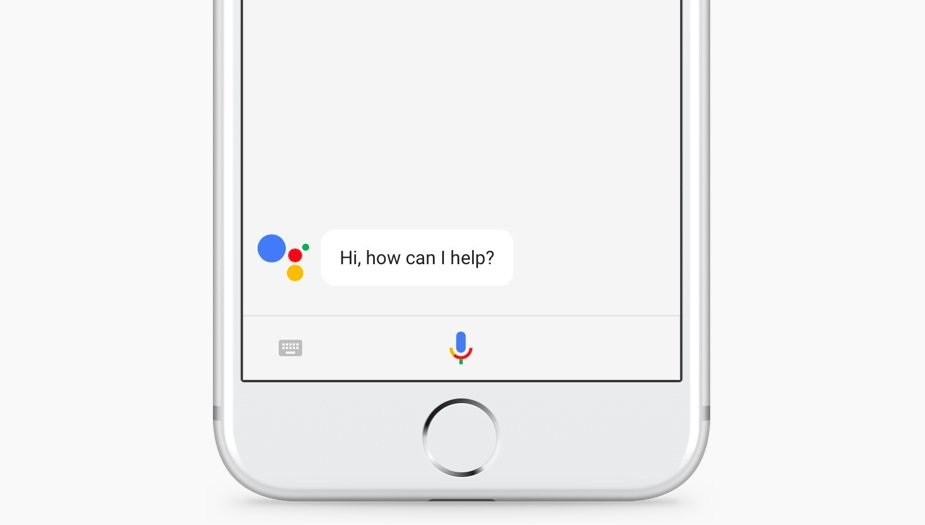 Google Assistant iOS-1