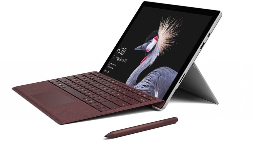 Surface Pro 2017-2
