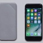 iPhone 8のモックアップとiPhone 7のサイズを比較した動画が公開