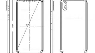iPhone 8の詳細な図面が流出か!?電源、音量下ボタンは2分割!?