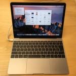 MacBook 12 2017実機レビュー!第2世代キーボードの打ち心地は確かに改善!
