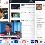 もはやMac!「iOS 11」は同時に4つの画面を表示することが可能に!!