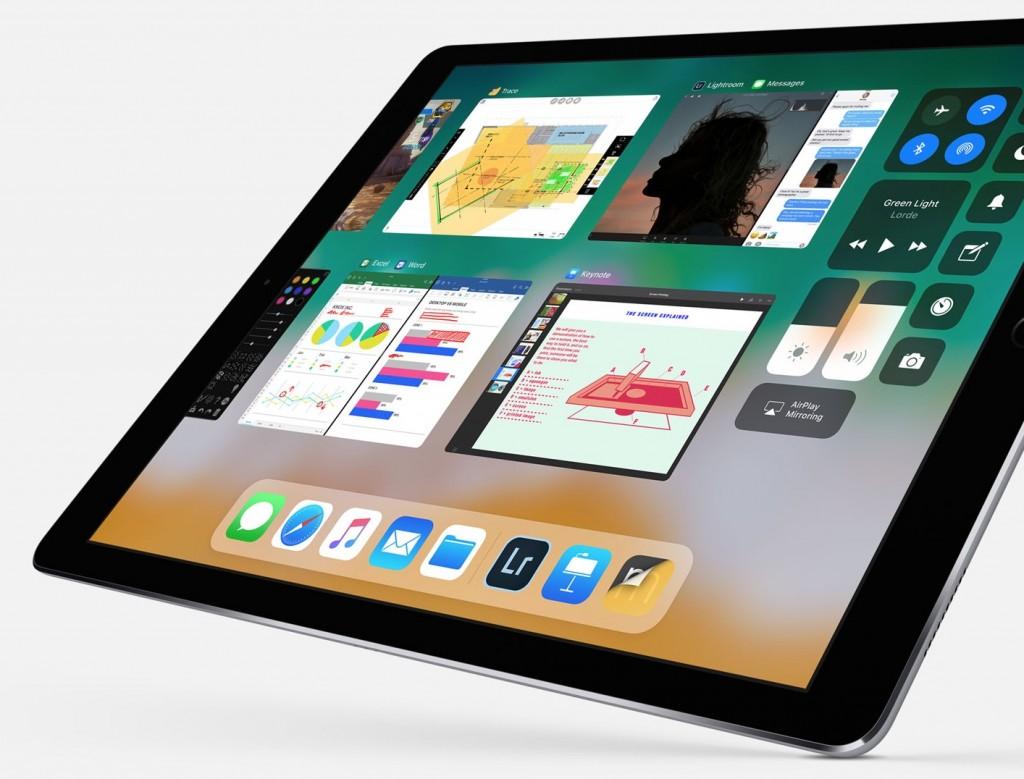 iOS 11 iPad-1