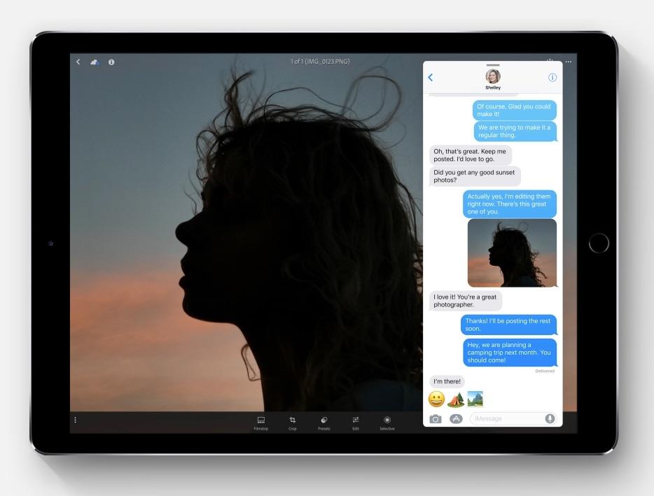 iOS 11 iPad-3
