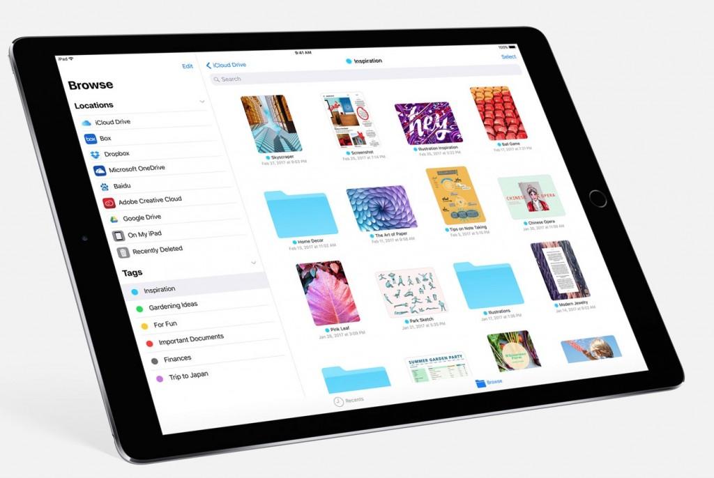 iOS 11 iPad-5