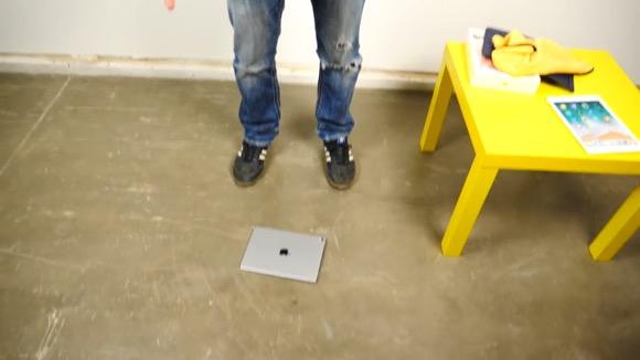 iPad 10.5 Drop test-1