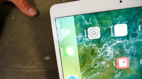 iPad 10.5 Drop test-2