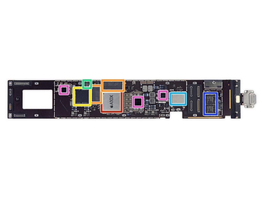 iPad 10.5 Teardown-2