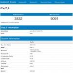 iPad Pro 10.5はメモリが4GBでCPU性能は約2倍!?Geekbenchスコアが公開!