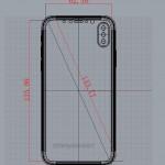 iPhone 8の詳細なディスプレイサイズが判明!?画面は5.66インチか?