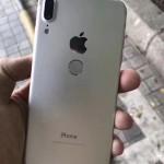 背面に指紋認証を搭載したiPhone 8本体を写した画像が流出