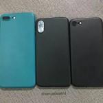 iPhone 8/7s用のケースが流出!?背面指紋認証はなし、電源ボタンは縦長に