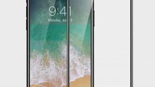 iPhone 8のスクリーンカバーが登場!?ほぼベゼルレス、上部にセンサー用スペース