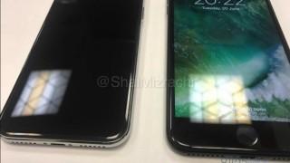 iPhone 8の両面ガラス製モックアップが公開!iPhone 7 Plusとの比較も