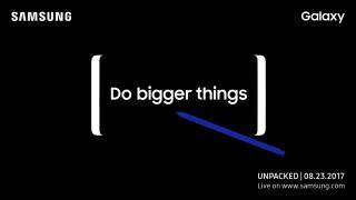 Samsung、Galaxy Note 8を8月23日に発表か!?