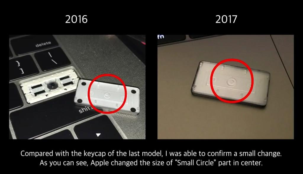 MacBook Pro 2017 Keyborad-1