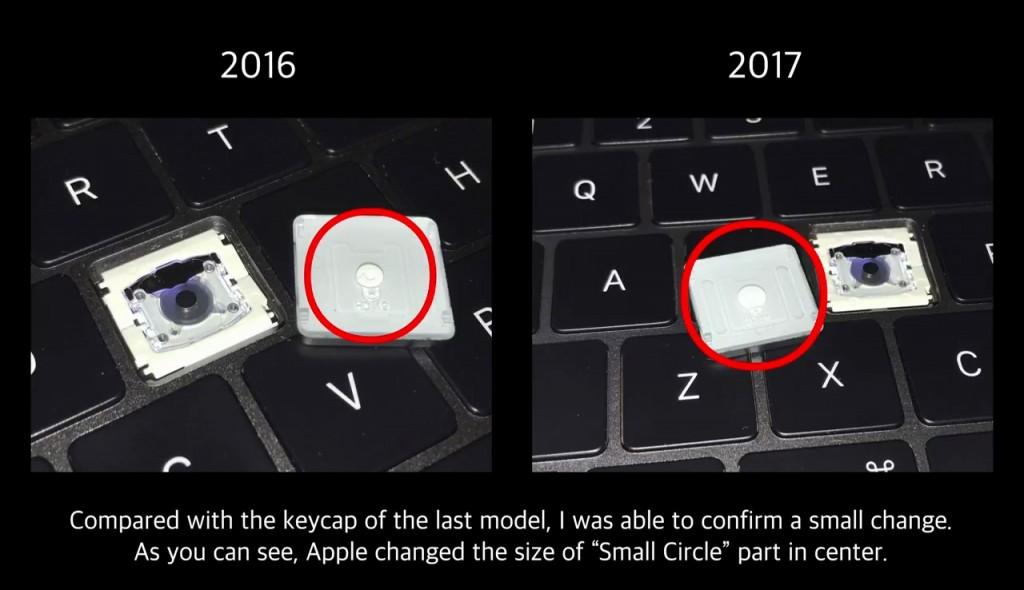 MacBook Pro 2017 Keyborad-2