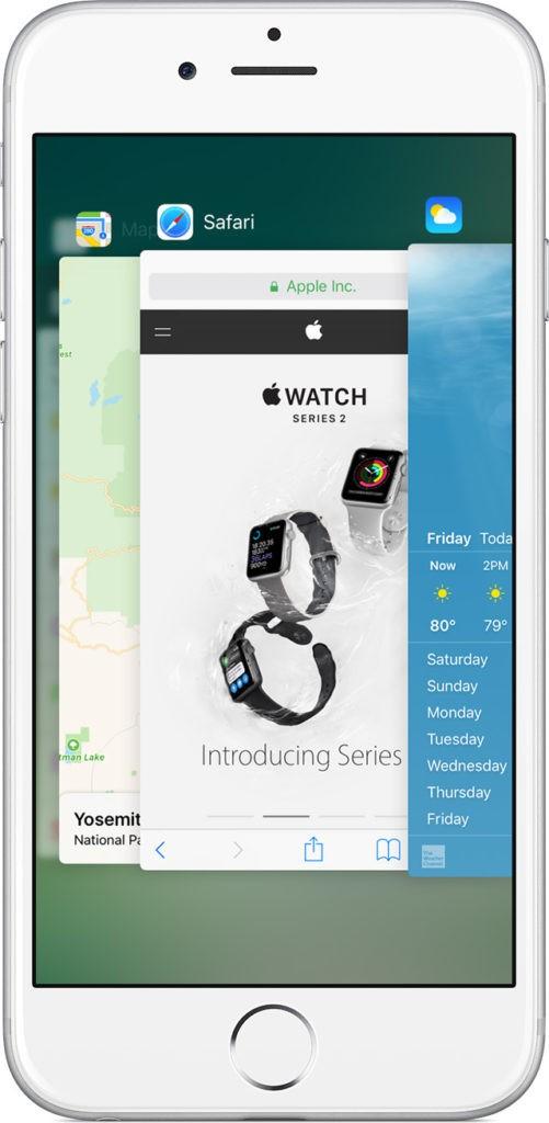 iOS 11 beta-1