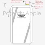 iPhone 8に採用か?Apple、電源ボタンに指紋認証を内蔵する特許を取得