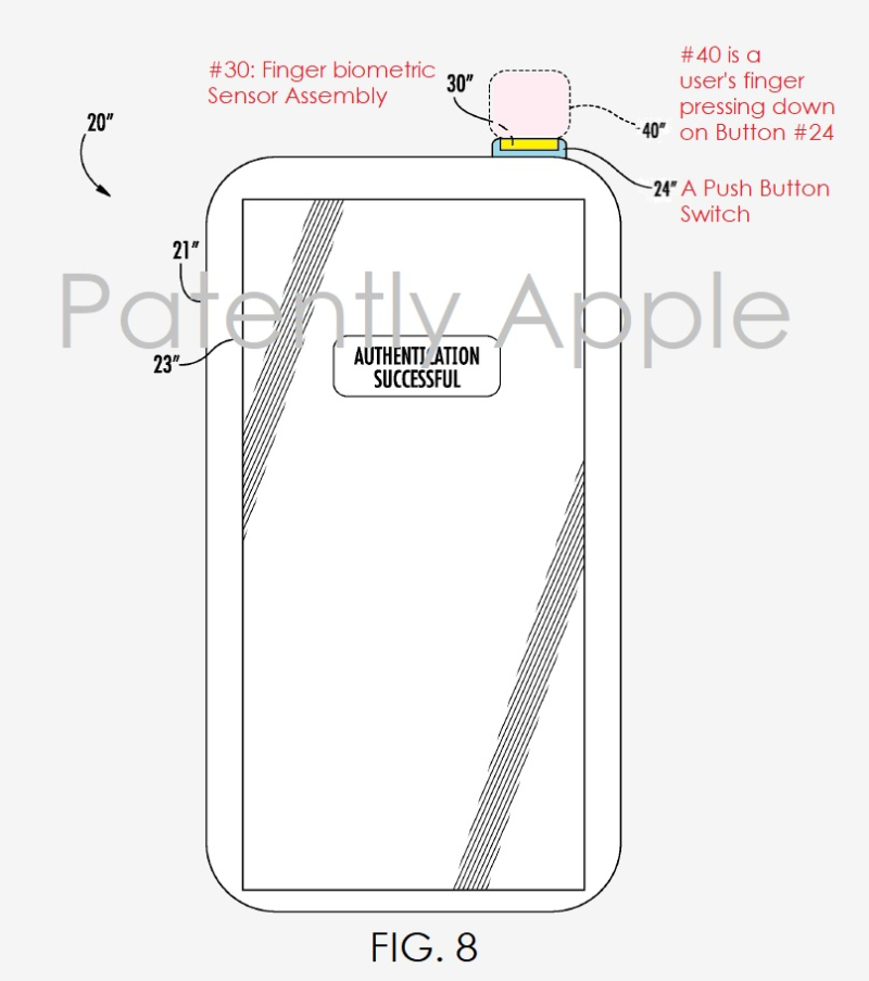 iphone8 Patent-2