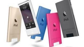 Apple、iPod nano/shuffleの販売を終了、iPod Touchを値下げへ!