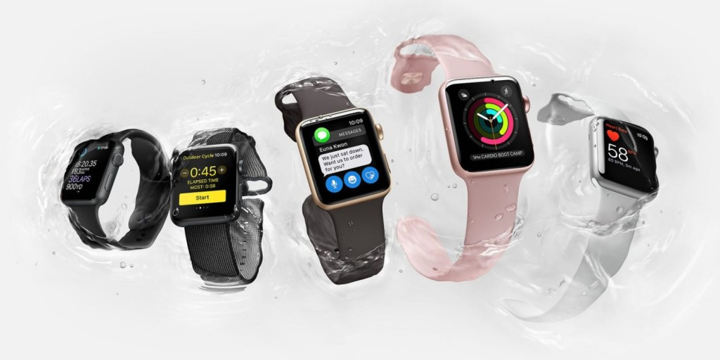 Apple Watch 2-4