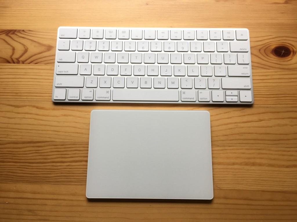 Magic Keyboard Trackpad 2-1