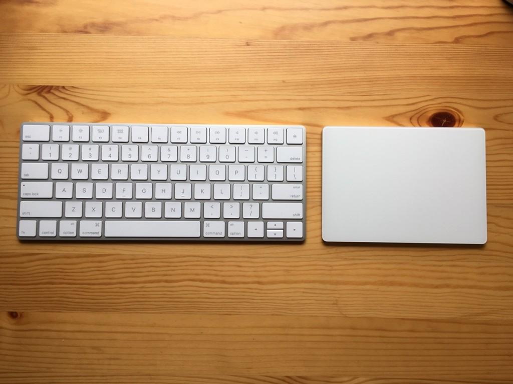 Magic Keyboard Trackpad 2-2