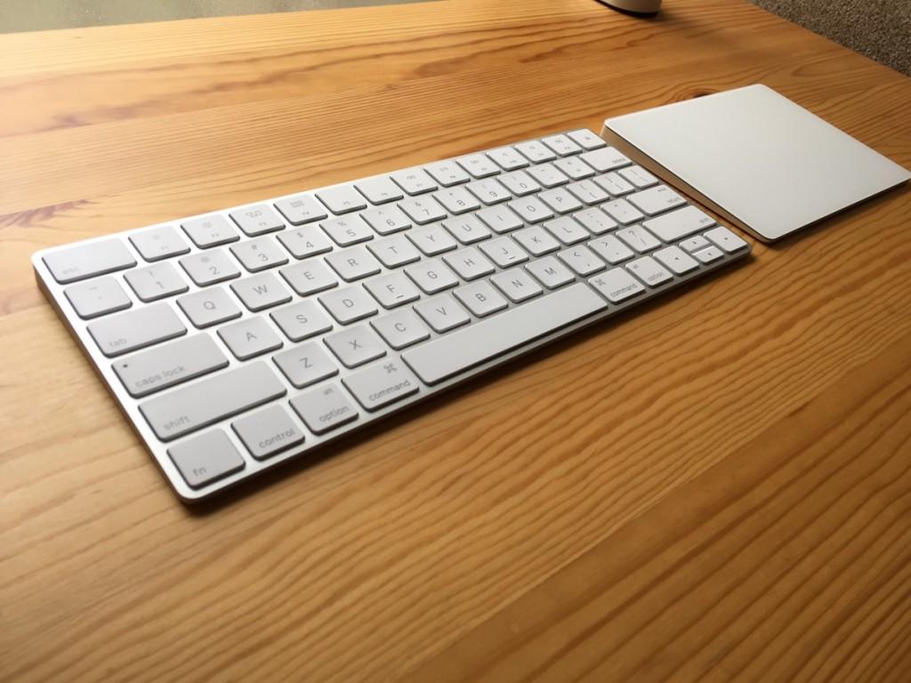 Magic Keyboard Trackpad 2-3