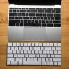 Magic KeyboardとMacBook 12キーボードの外観&打鍵感比較