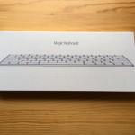 打鍵感は前の方が良いけど色々便利!Magic Keyboard購入&外観レビュー