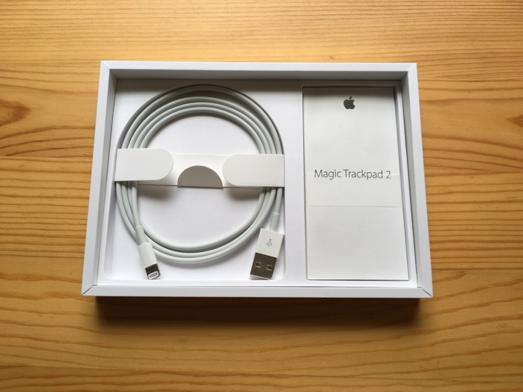 Magic Trackpad 2 review-3