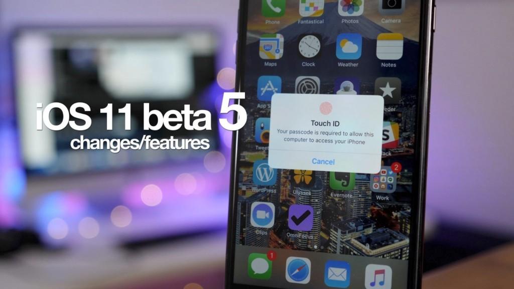 iOS 11 beta5-1