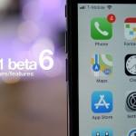 「iOS 11 beta 6」の変更点をまとめた動画が公開!App Store、マップなどのアイコンが大幅変更!