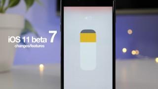「iOS 11 beta 7」の変更点をまとめた動画が公開!