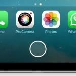 iPhone 8のホームボタンはサイズ変更や非表示可能か?HomePod内から判明