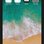 【画像】iPhone 8はiPhone 7と比較するとこれくらい表示領域が広がる