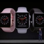 「Apple Watch Series 3」が正式発表!LTE搭載で単体で電話可能、70%性能向上へ!