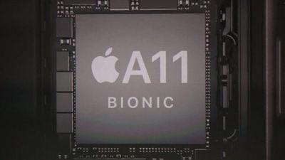 iPhone X bench-s